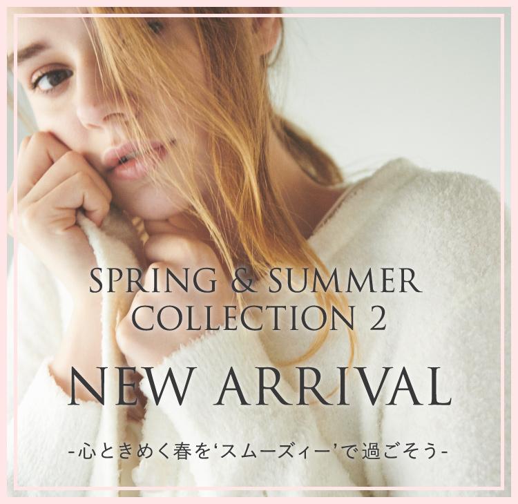 SS2新作コレクション
