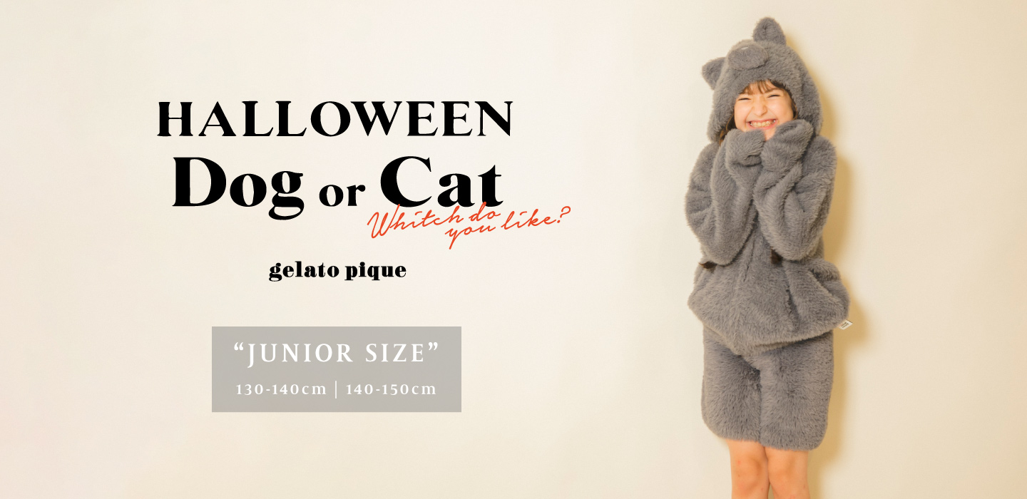 -JUNIOR SIZE- Dog or Cat Whitch do you like?