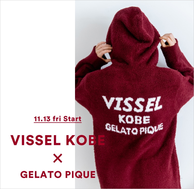 VISSEL KOBE × GELATO PIQUE