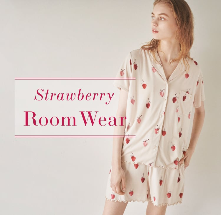 Strawberry Room Wear