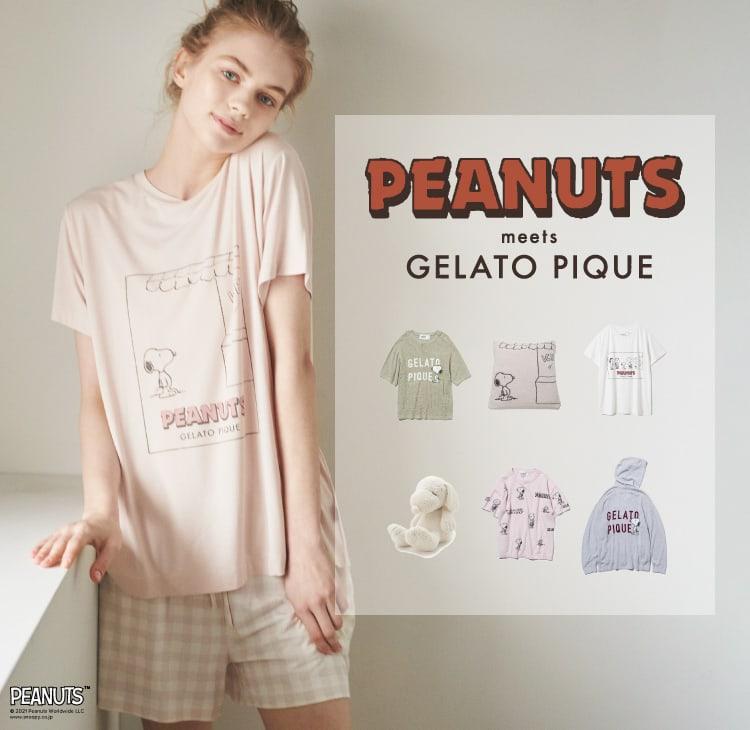 PEANUTS meets GELATO PIQUE