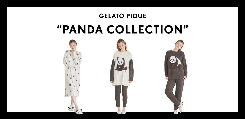 """GELATO PIQUE """"PANDA COLLECTION"""""""