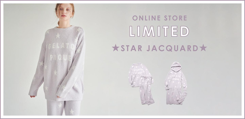 ONLINE LIMITED STAR JACQUARD