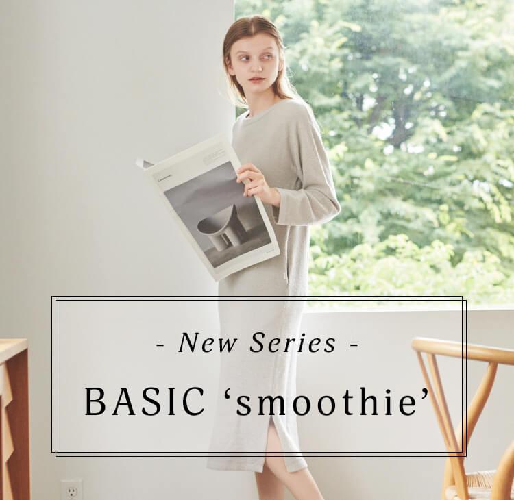 - New Series - BASIC 'smoothie'