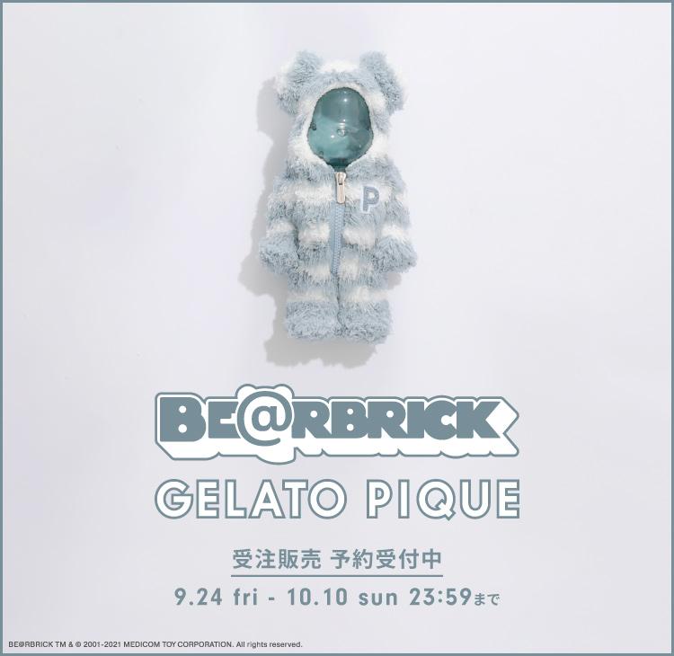 BE@RBRICK GELATO PIQUE