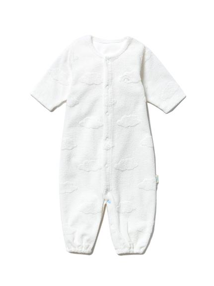 【BABY】雲パイル baby 2wayオール