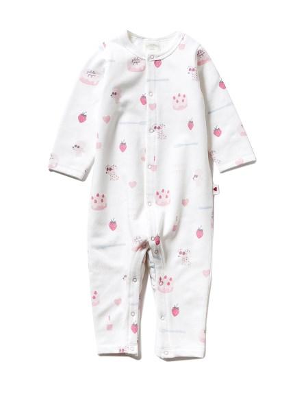 【BABY】ストロベリーガールズ baby ロンパース