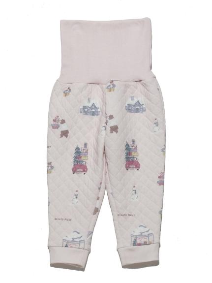 【BABY】ウィンター baby ロングパンツ(PNK-70)