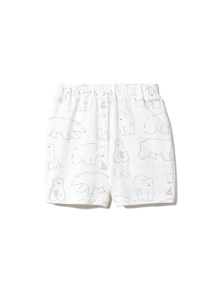 【BABY】【シロクマフェア】冷感 baby ショートパンツ