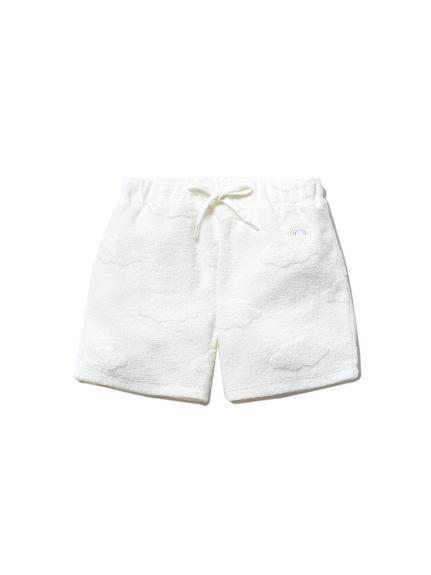 【BABY】雲パイル baby ショートパンツ(OWHT-70)