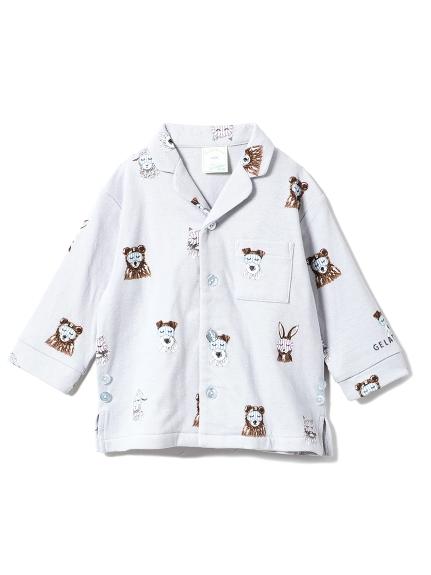 【BABY】アニマルアイマスクbabyシャツ