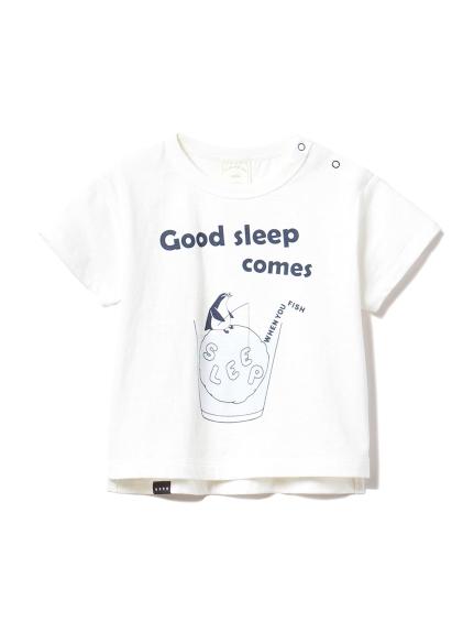 【BABY】アニマルワンポイント baby Tシャツ