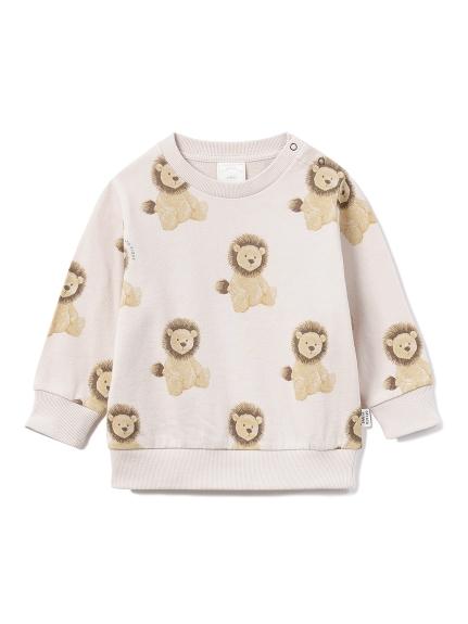 【BABY】ライオン baby プルオーバー