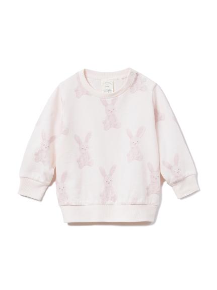 【BABY】ウサギ baby プルオーバー