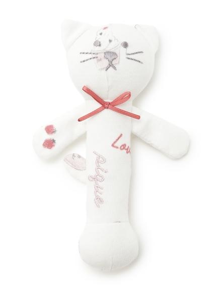 【BABY】ガールズモチーフ baby ガラガラ
