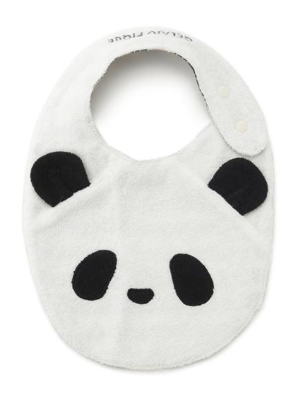 【BABY】【HALLOWEEN限定】パンダワンポイント baby スタイ