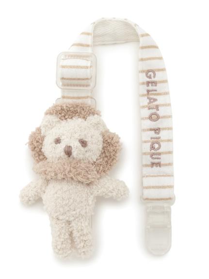 【BABY】'ベビモコ'ライオン baby マルチクリップ