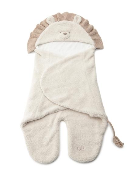 【BABY】'ベビモコ'ライオン baby オクルミ(BEG-F)