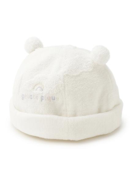 【BABY】雲パイル baby キャップ