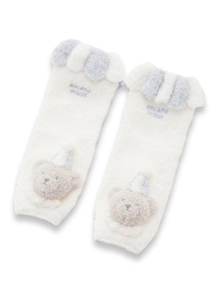 【BABY】ドリームランドクマ baby レッグウォーマー