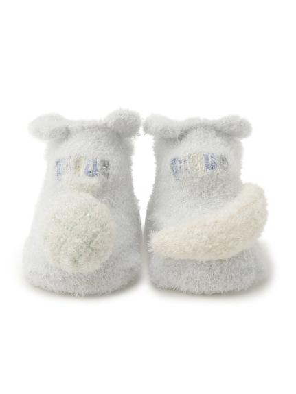 【BABY】'スムーズィー'シロクマフルーツ baby ソックス