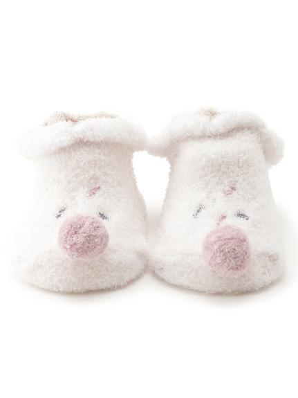 【BABY】'スムーズィー'アイスクリーム baby ソックス