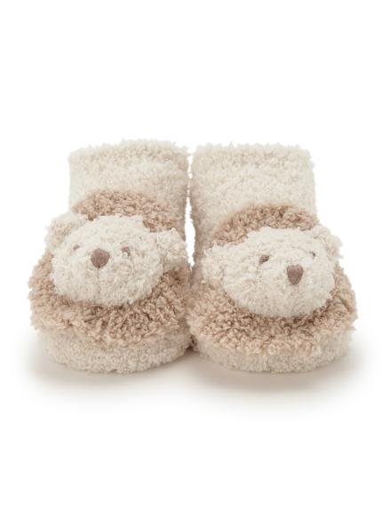 【BABY】'ベビモコ'ライオン baby ソックス