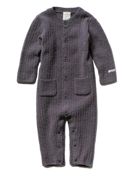 【BABY】リブ baby ロンパース