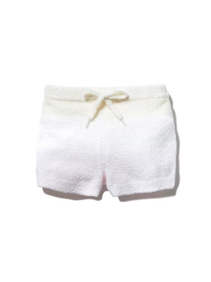 【BABY】'スムーズィー'ブロックボーダー baby ショートパンツ