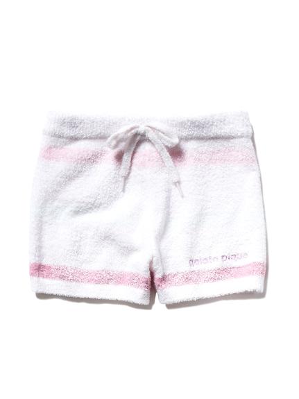 【BABY】'スムーズィー'5ボーダー baby ショートパンツ