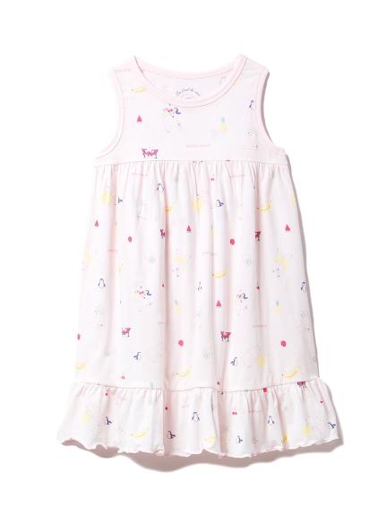 【KIDS】シロクマフルーツ kids ドレス