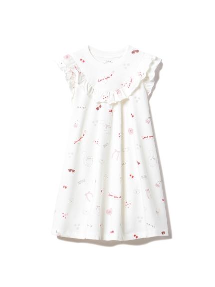 【KIDS】ガールズモチーフ kids ドレス