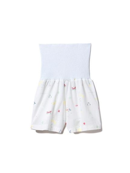 【KIDS】シロクマフルーツ kids ショートパンツ