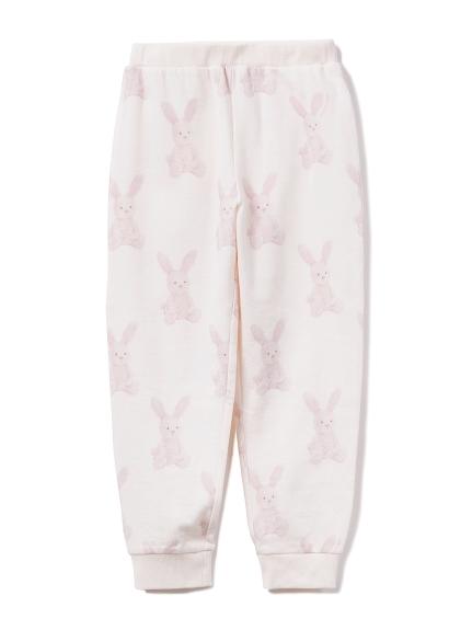 【KIDS】ウサギ kids ロングパンツ