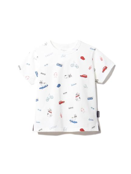 【KIDS】ボーイズモチーフ kids Tシャツ
