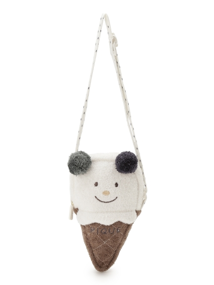 【KIDS】'スムーズィー'アイスクリーム kids ショルダーバッグ