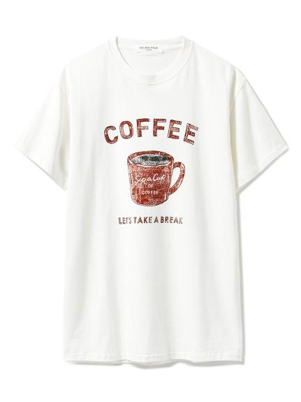 【GELATO PIQUE HOMME】カルフォルニアコットンプリントTシャツ