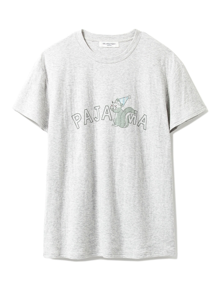 【GELATO PIQUE HOMME】パジャマパーティワンポイントTシャツ