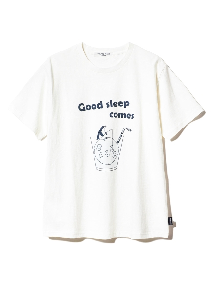 【GELATOPIQUEHOMME】アニマルワンポイントTシャツ