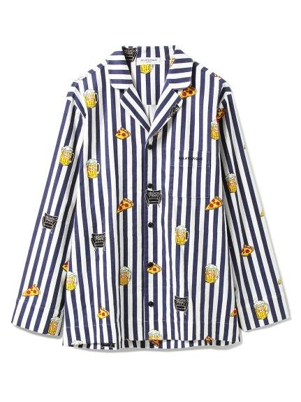 【GELATO PIQUE HOMME】MOVIE NIGHTシャツ