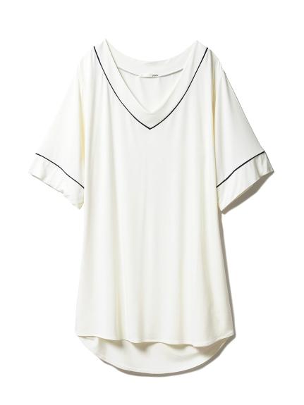 クールシルクドレス