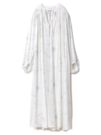 ドリームベッドロングドレス(OWHT-F)