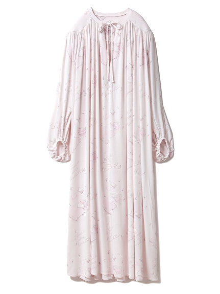 ドリームベッドロングドレス(PNK-F)