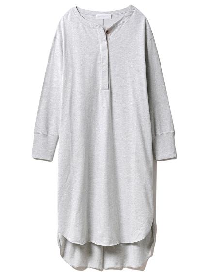 オーガニックコットンベーシックドレス
