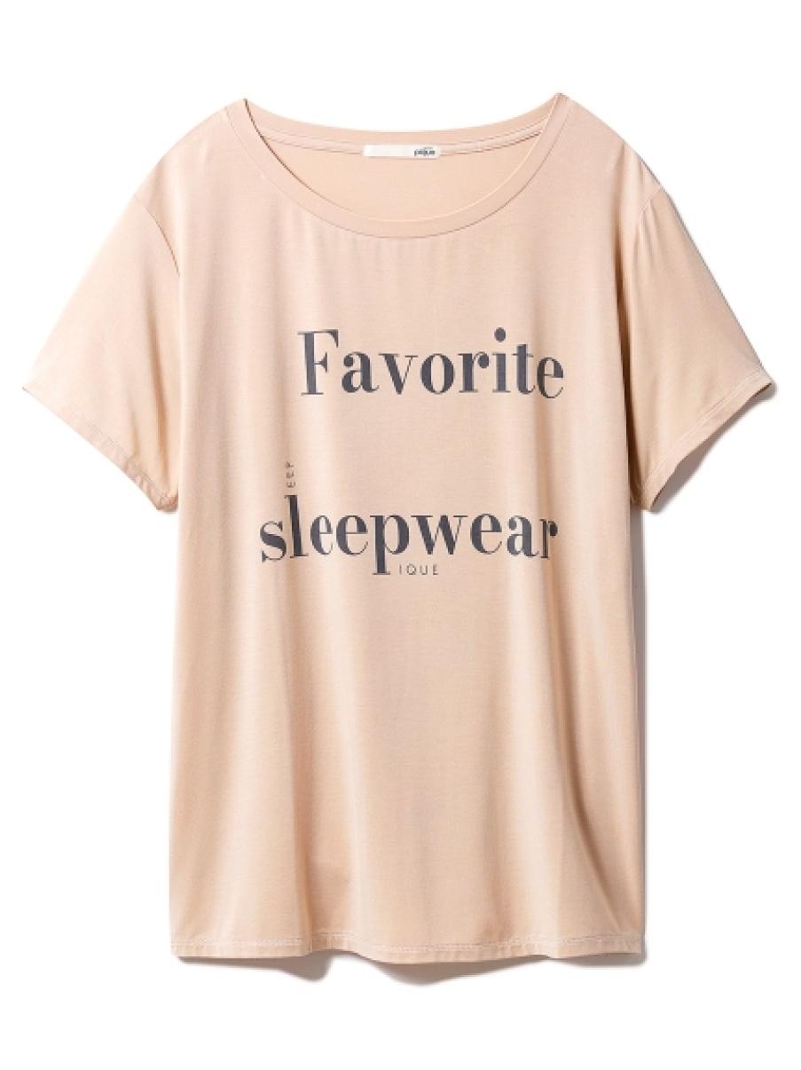 FavoriteロゴTシャツ(BEG-F)