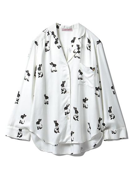 ウサギシャツ