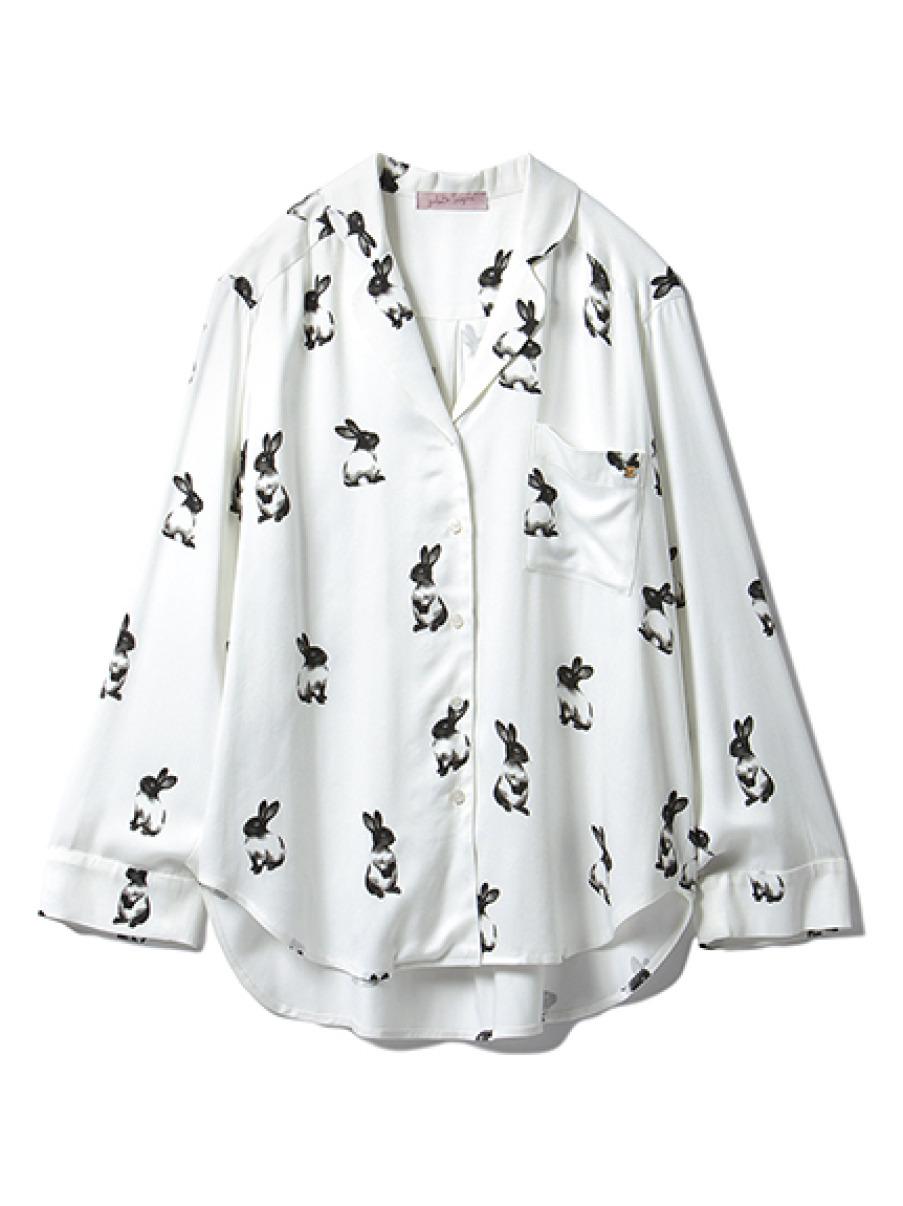 ウサギシャツ(OWHT-F)