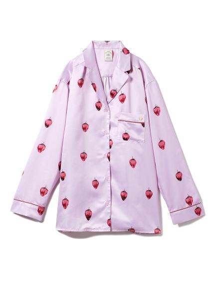 ストロベリーチョコサテンシャツ(PNK-F)