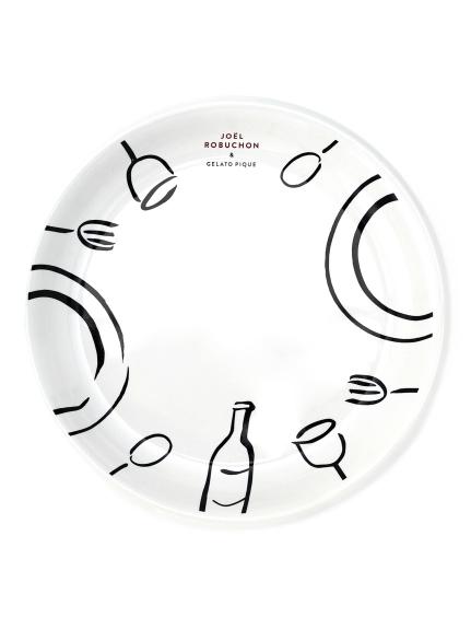 【Joel Robuchon & gelato pique】プレート