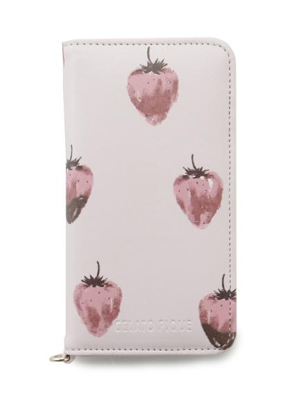 ストロベリーチョコiPhoneケース